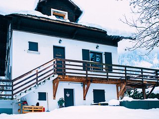 CHALET ROCHEBRUNE IN MEGEVE