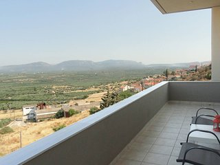 Double flat 20' from Monemvasia and the beach
