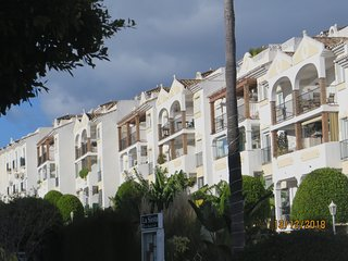 Two bedroom, two bathroom apartment overlooking the Mijas Golf course