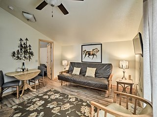 NEW! Pagosa Springs Mtn Home by River & Hot Spring