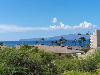 Kihei Alii Kai #B-307 Well Appointed, Beautiful Ocean View, Great Location!
