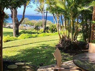 Maui Kamaole #G-101 1Bd/2Ba Ocean View, Ground Floor, Close to Beach Sleeps 4