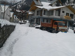 Well Maintained Homestay in Manali