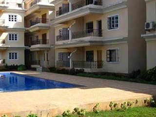 Charming 1 BHK Apartment With Private Pool