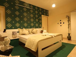 vacations for large group of friends and large families 4 BHK Apartment