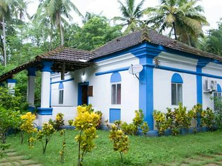 Immaculate Beautiful 3 Bedroom Villa In Goa