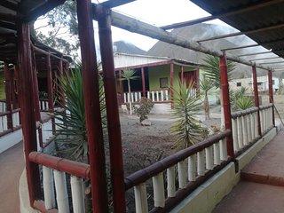 Casa de Campo hospedaje 'Mitad del Mundo'