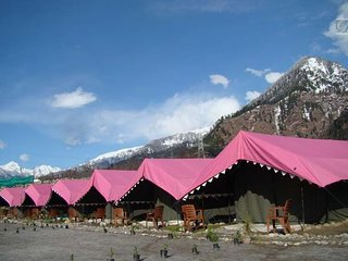 Affordable Camp in Manali