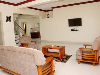 Scenic Beauty Villa In Madikeri