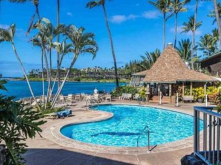 Bright and Beautiful at Napili Bay! Steps to the Beach & Pools! E243