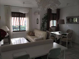 Anjara 1  apartment in Nueva Andalucia with WiFi, air conditioning, private roof