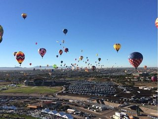 Balloon Fiesta Accommodations