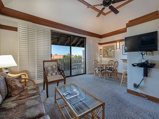 Relaxing Suite w/Lanai, Upgraded Kitchen, Ceiling Fans, WiFi–Kiahuna Plantation