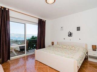 Apartments Nikolina (LU) - Studio with Sea View (3 Adults)