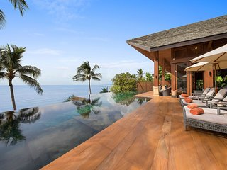Up to 50% OFF | Baan Hinta Luxury Beachfront Haven, Infinity Pool