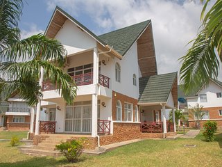 Charming and Spacious 3 Bedroom House in Diani Beach