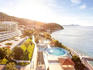 Sun Gardens Dubrovnik 1 Bedroom Residence Garden View