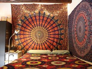 Romantic Zen Studio-Loft Escape in Catania