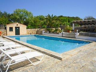 5 bedroom Villa in Sant Lluís, Balearic Islands, Spain - 5504806