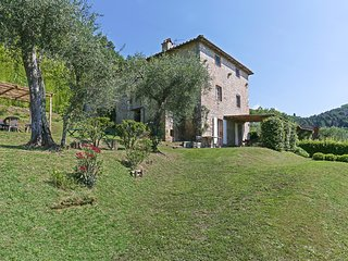 Casa Parducci. Stunning country house on the hills of Lucca