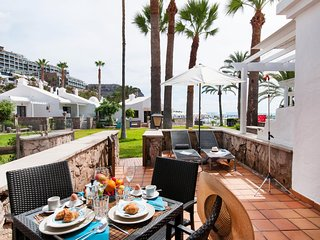 Beachfront apartment in Playa del Cura 1