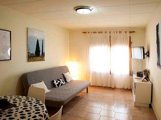 Apartament Perebep, con Wifi y aire acondicionado.