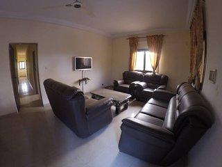 Appart de 3 chambres salon meublé à Adidogomé,Lomé-Togo