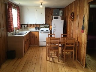 The Driftwood, Super cute cottage with a large screened in porch on the lake