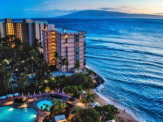 1BDRM~ KA'ANAPALI BEACH CLUB~ MOUNTAIN VIEW~POOLS~ SLIDES~HOT TUBS~GOLF & MORE