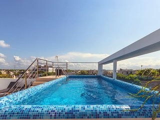Central Penthouse with Private Pool - Amor