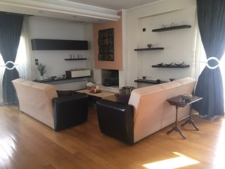 Luxury family apartment
