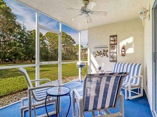 Quiet Bonita Springs Condo Retreat, Gated Community, Close to Beach, Free Wi-Fi,
