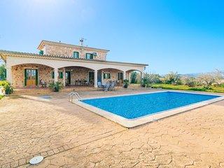 ES CABO - Villa for 11 people in Sencelles