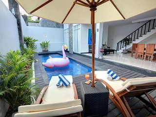Exclusive & Romantic 1BR Private Pool Villa-Breakfast+Perfect for Honeymooner