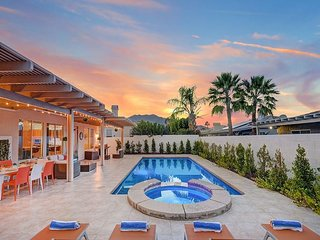 Villa Sandrose Beautiful 3BR w/ Saltwater Pool, Spa