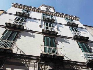 facciata esterna del palazzo