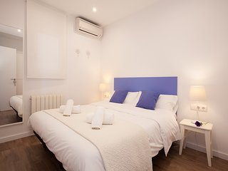 Luminous for 6 apartment at  Ronda Sant Pau