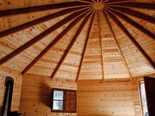 Yurt for holidays