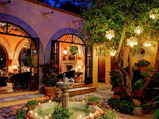 Two Bedroom House in Lush Garden