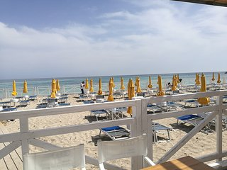 Spiaggia attrezzata Mondello