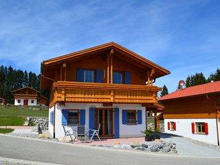 Ferienhaus Casa Bavaria Randlage mit herrlichem Blick auf die Berge und den See