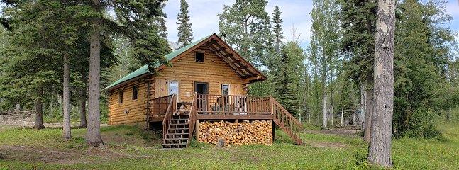 McCarthy Cabins – Bluff Cabin