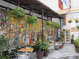 The House of Villa Mural; 4 Suites; near Condesa & WTC; per month stays