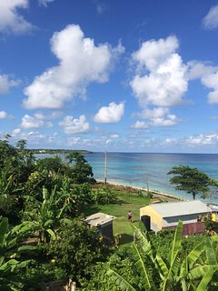 Becarville Bed & Breakfast, Long Bay, Portland, Jamaica