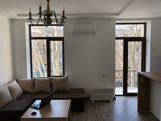 All new deluxe executive studio in Yerevan Cascade area