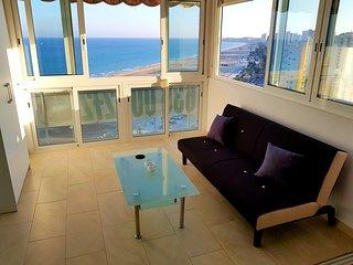 Apartamento en primera linea de playa San Juan