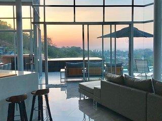 Sky-Villa Living Room