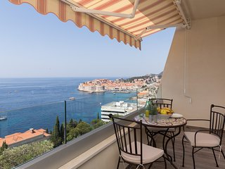 Amorino of Dubrovnik Apartments - Studio Apartment with Balcony and Sea View
