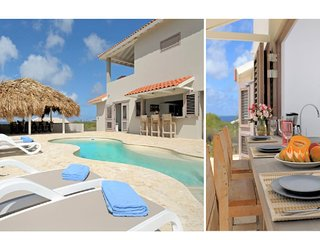 Luxurious Private Villa with Ocean View and pool 2-12 persons