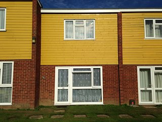 Lovely holiday chalet in Hemsby